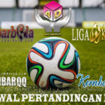 JADWAL BOLA 20 – 21 APRIL 2021