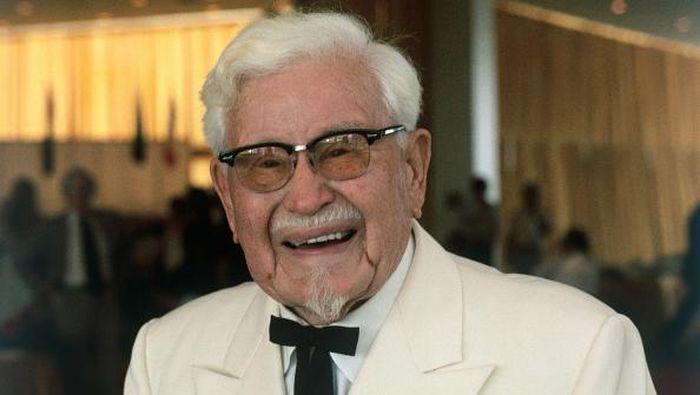 Perjuangan Kolonel Sanders, Pendiri KFC yang Sukses di Usia Senja
