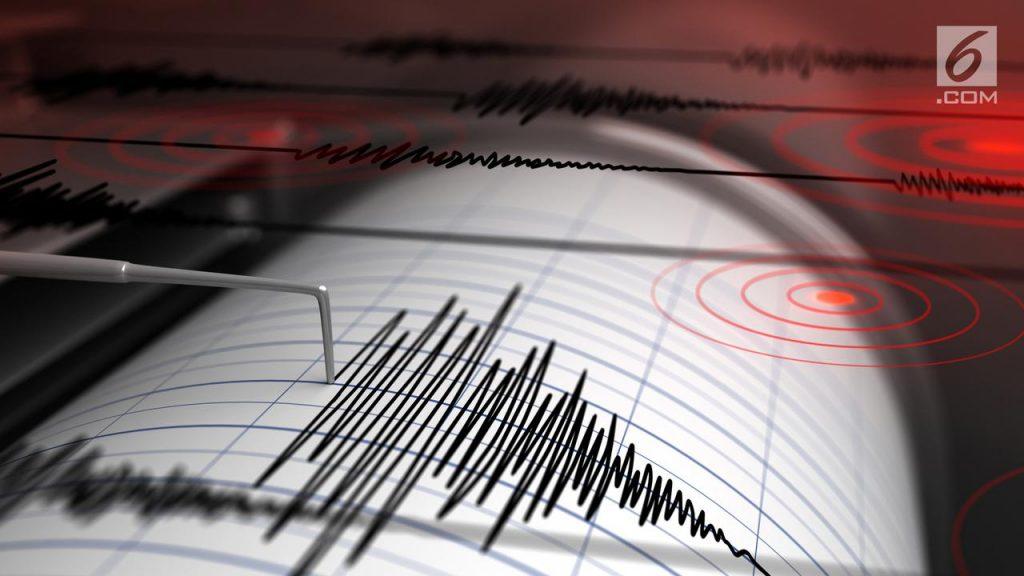 Gempa Hari