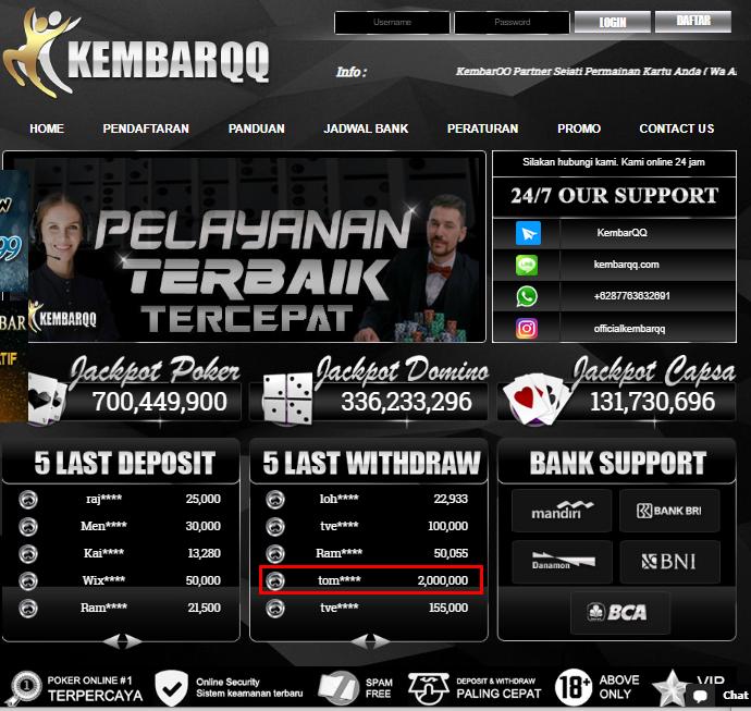WWW.KEMBARQQ88.NET