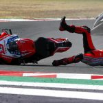Ketakutan Hantui Bagnaia Usai Terjatuh di MotoGP Emilia Romagna
